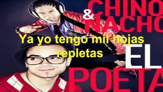 El Poeta - Chino & Nacho Lyrics HD