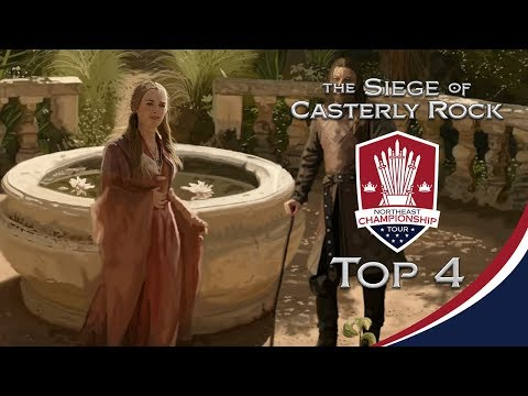 Game of Thrones LCG: NECT The Siege of Casterly Rock Top 4
