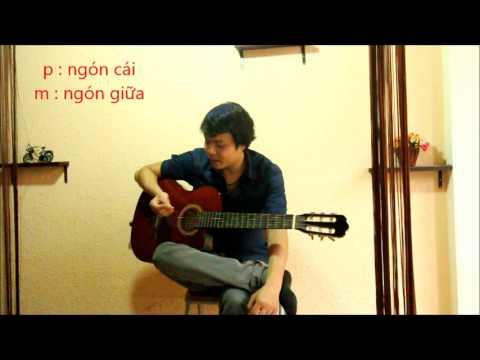 Giới thiệu 1 số kỹ năng guitar đặc biệt (P1:hỗ trợ quạt chả).Việt johan.