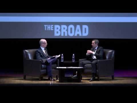 Blouin ARTINFO Livestream - The Un-Private Collection: Jeff Koons and John Waters