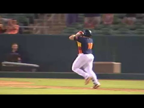 Fresno's Reed blasts his 30th home run