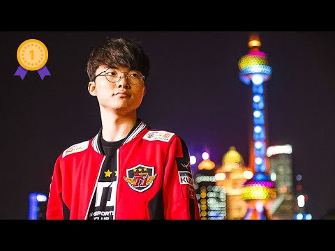 BEST OF FAKER IN 2020 - LEAGUE OF LEGENDS