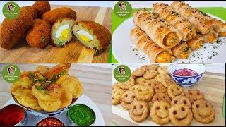 4 Easy Ramadan Iftar Recipes | چهار غذای ساده برای رمضان مبارک