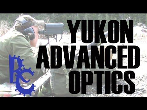 YUKON ADVANCED OPTICS - The Poor Man's Steiner