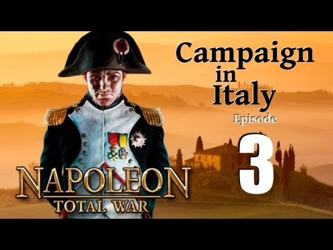 Napoleon Total War - Campaign in Italy Part 3: Battle for Turin.