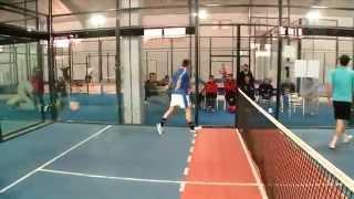 Video Campeonato Nacional Padbol España 2013