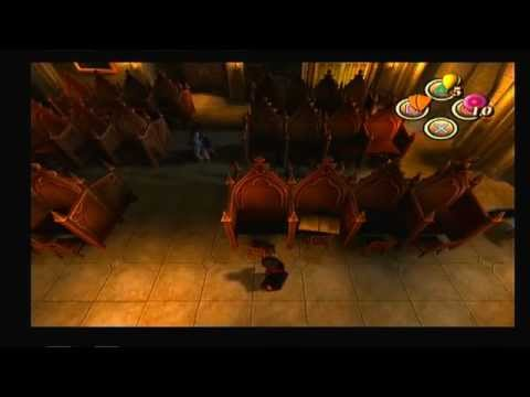 Harry Potter And The Chamber Of Secrets (PS2) Walkthrough: Part 9 ~ Hogwarts: A History