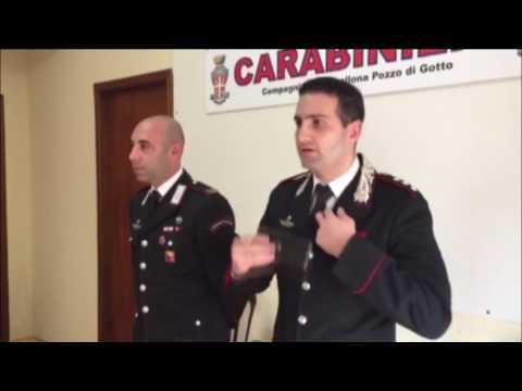 Montalbano Elicona, arresto per estorsione