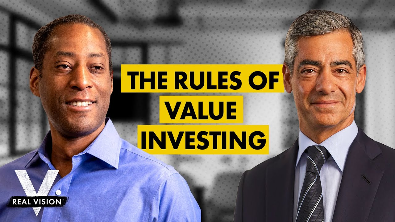 Value Investing 101: Nailing the Fundamentals (w/ David Samra & Ed  Harrison) - YouTube