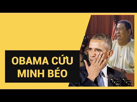 Tổng Thống Obama Sẽ Không Cứu Minh Béo Được Khỏi Nhà Tù Mỹ - Tin Mới Nhất