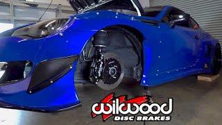 6 Piston Big Brake Kit Install - Subaru BRZ