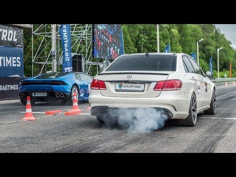 DT_LIVE. Тест 1200 л.с. Mercedes E63 AMG