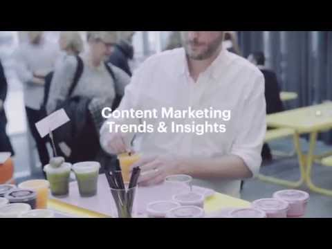 Content Marketing Trends & Insights: Content Driven Strategy