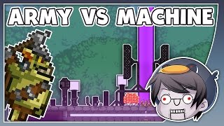 Old One's Army vs Machine