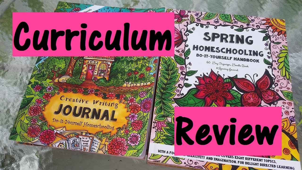 Homeschool journal the thinking tree review youtube solutioingenieria Gallery