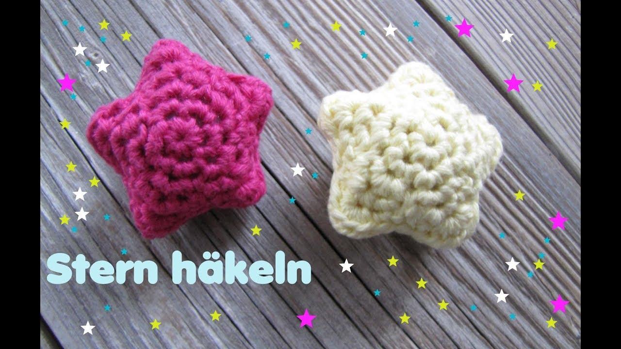 Amazing Kleine Häkeln Stern Muster Elaboration - Decke Stricken ...