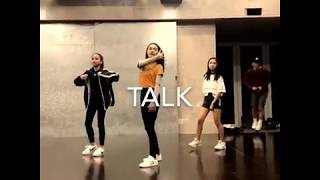 Krystal Brimner - 'TALK' (khalid) | Gforce dance studio