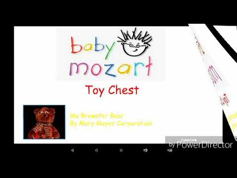 Baby Mozart 2004 Toy Chest (VHS Style)