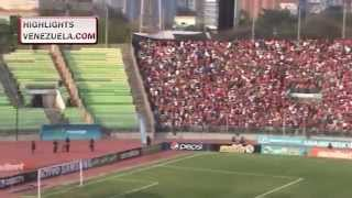 Highlights J17 Torneo Clausura Caracas FC vs Dvo Táchira