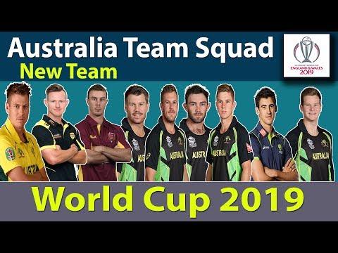 Australia Predicted Team For WORLD CUP 2019 | WC 2019 Australia Team