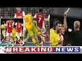 James McArthur avoided red card for brutal foul on Arsenal's Bukayo Saka
