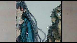 Обзор на аниме: Пёс и ножницы / Dog & Scissors