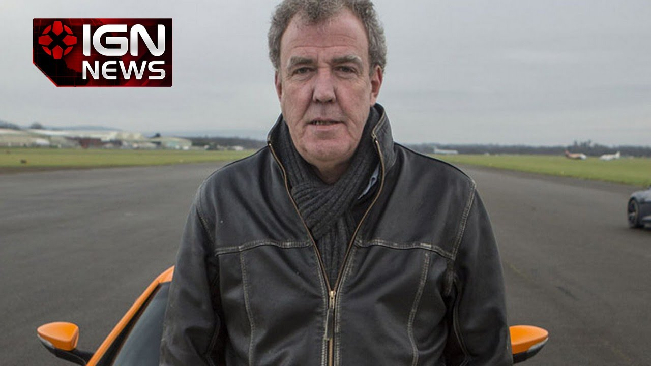 jeremy clarkson sacked from top gear ign news youtube. Black Bedroom Furniture Sets. Home Design Ideas