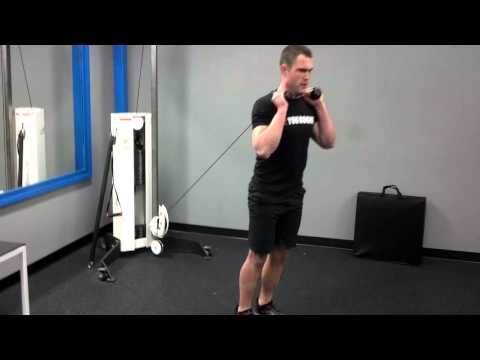 Reverse Lunge vs Cable