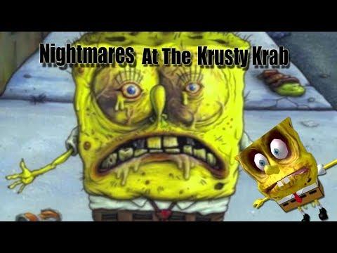 BIKINI BOTTOM MASSACRE! - The Nightmares At The Krusty Krab (Gameplay)