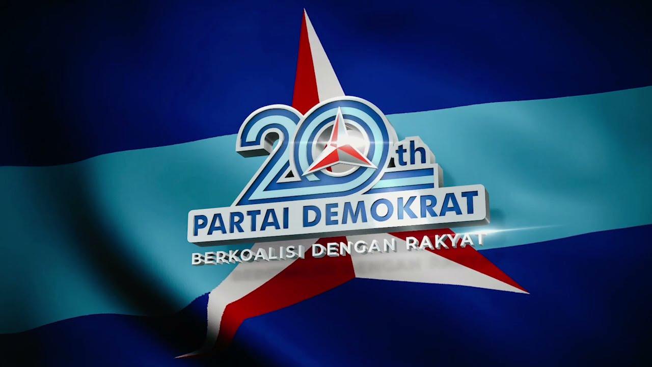 Dua Dekade Partai Demokrat, AHY Berikan Lifetime Award pada SBY & Ibas (Hybrid Event GroovyEO 2021)