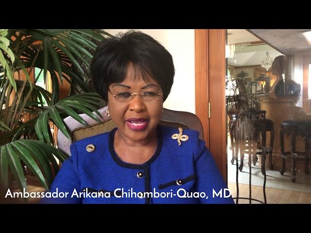 Ambassador Arikana Chihombori-Quao Statement on the Murder of George Floyd