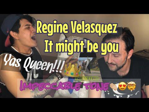 Regine Velasquez - It Might Be You | Singer Reacts