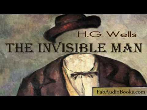 THE INVISIBLE MAN by H. G. Wells - complete unabridged audiobook - Fab Audio Books