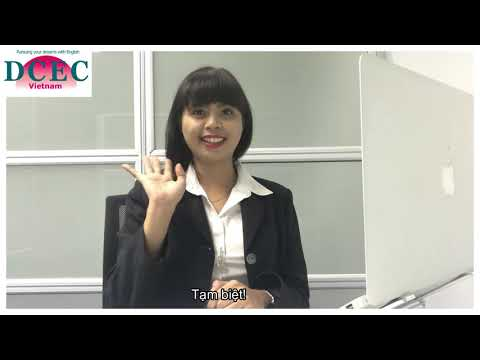 DCEC Vietnam Business Tips (video)