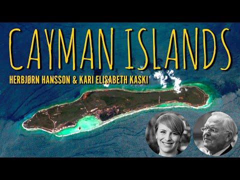 Herbjørn Hansson & Kari Elisabeth Kaski - Cayman Islands