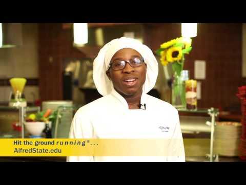 Alfred State Culinary Arts
