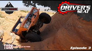 Driver's Seat: Episode 3 the 9 rated trail Joint Effort in early Ford Broncos with Bailie Bilt