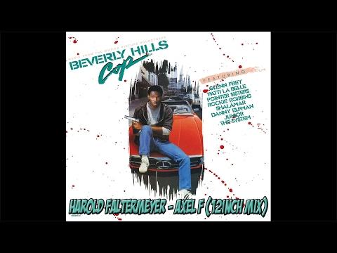 Harold Faltermeyer  Axel F 12inch Mix HD Remaster, HQ