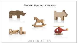 Best Quality Personalised Wooden Toys & Baby Gifts – Milton Ashby