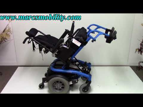 Sunrise Medical Quickie 636 Used Power Chair#471