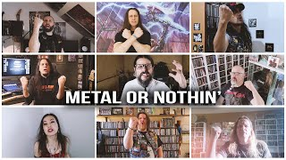 Against Evil - Metal or Nothin' (Music Video)