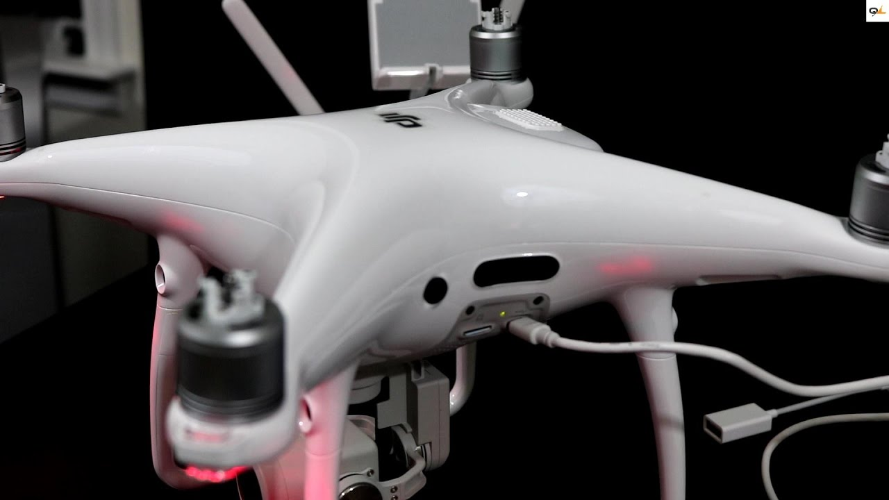how to update firmware phantom 4 pro