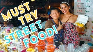 Best Street Food in Chiang Mai - Night Market Food Review