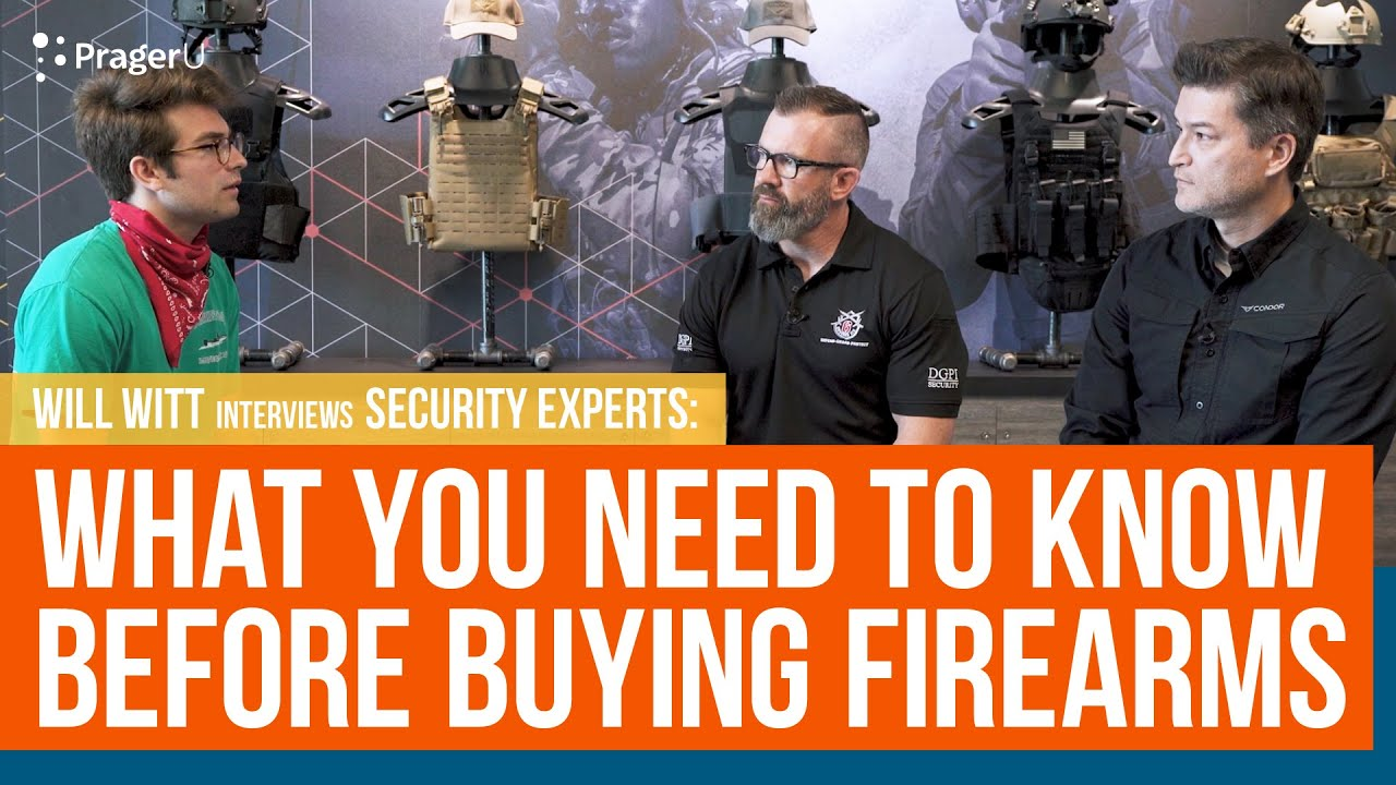 What You Need to Know Before Buying Firearms