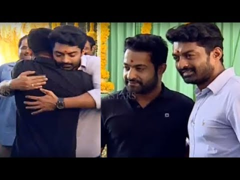 Nandamuri Kalyan Ram New Movie Opening LIVE | NTR | MANASTARS