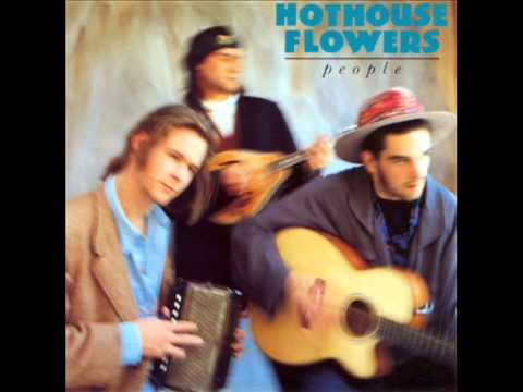 Hothouse Flowers Live In Tokyo 1989