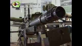 Украинский снайперский гранатомет и другие разработки украинских военных мастеров