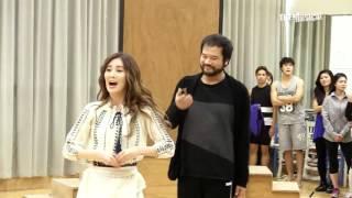 160201 SeoHyun - Mamma Mia! Public Rehearsal