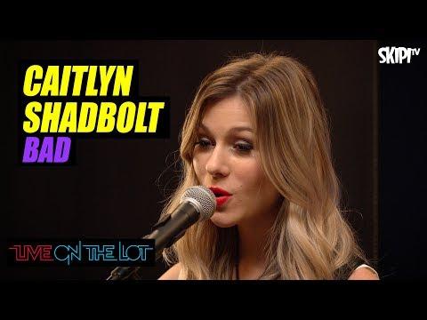"""Caitlyn Shadbolt """"Bad"""" Live"""