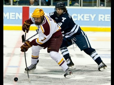 Gopher Hockey Falls to Yale in NCAA Tournament